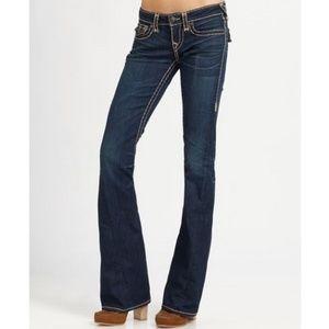 True Religion Joey Flare Jeans Size 28